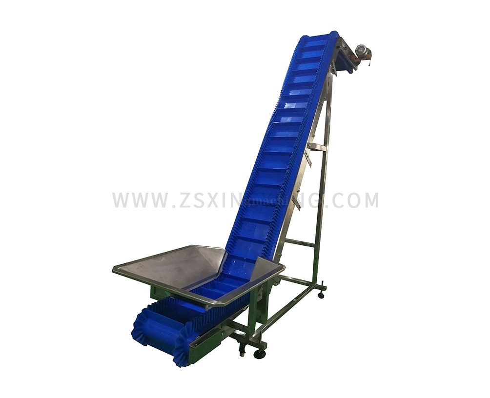 Belt Inclined Elevator/Conveyor