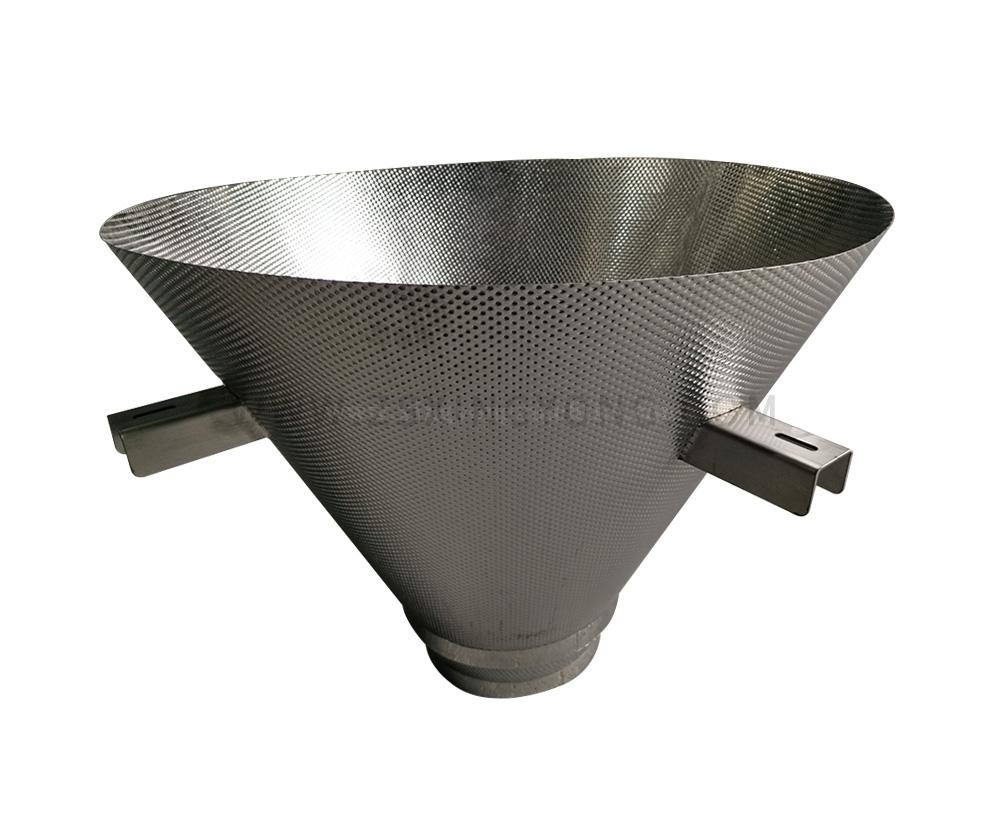 Discharging Plate