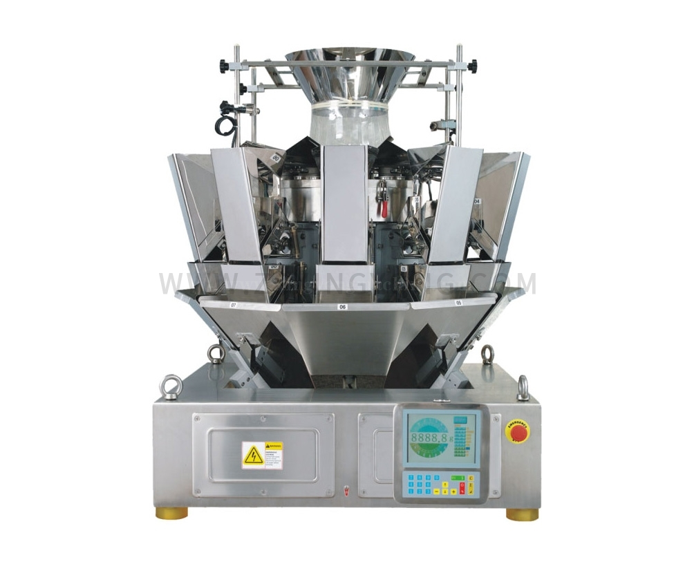 10-Head Weigher