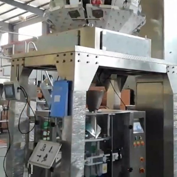 Biscuits Packing line
