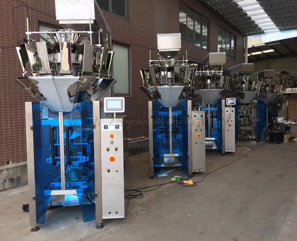 520 Packaging machine
