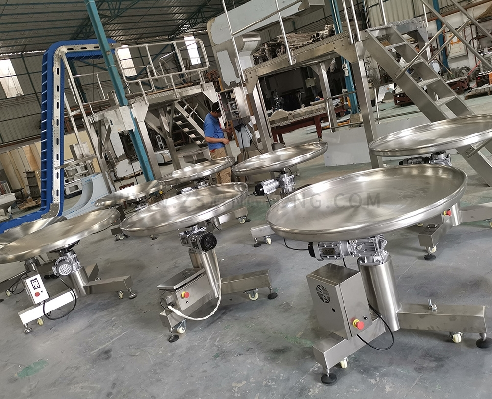 BeijingRotary sorting table
