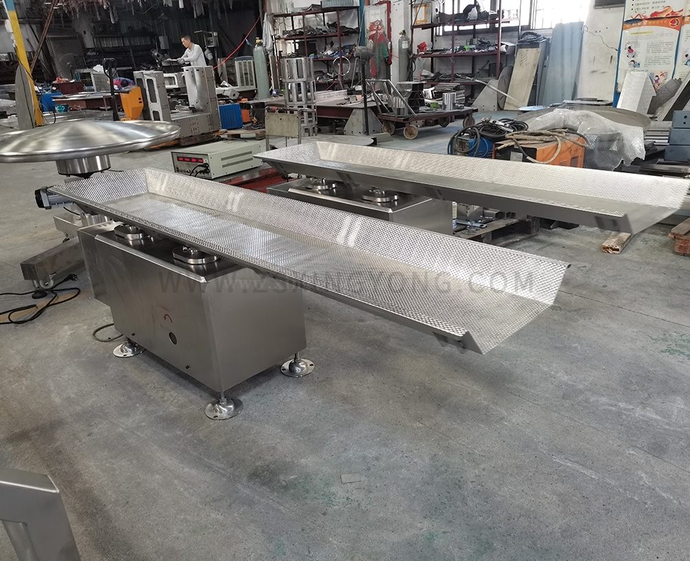BeijingFast-back horizontal conveyor