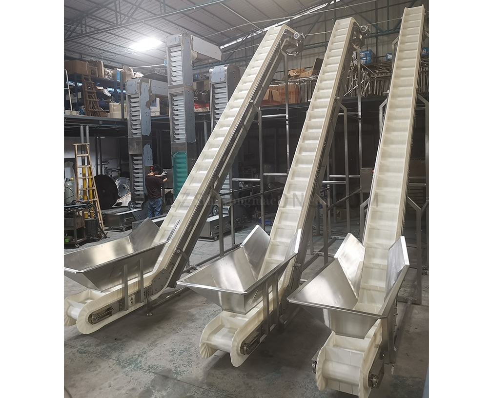 BeijingChainboard Inclined conveyor