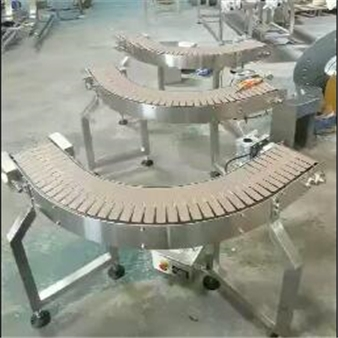 Chain board Z type inclined conveyor