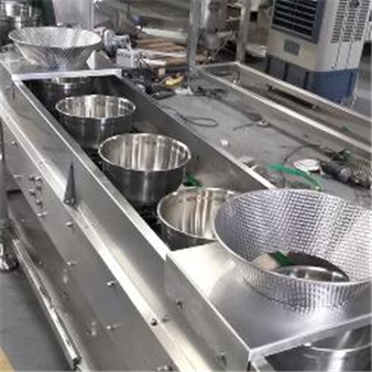 Round bowl-type elevator