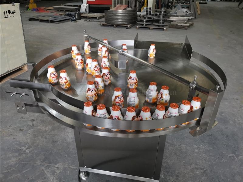 Rotary Bottle Sorting Machine