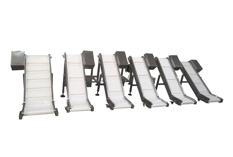 Take-away conveyor